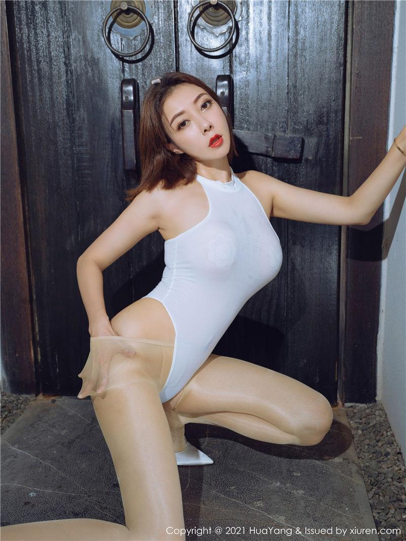 [HuaYang]花漾show VOL.438 果儿Victoria