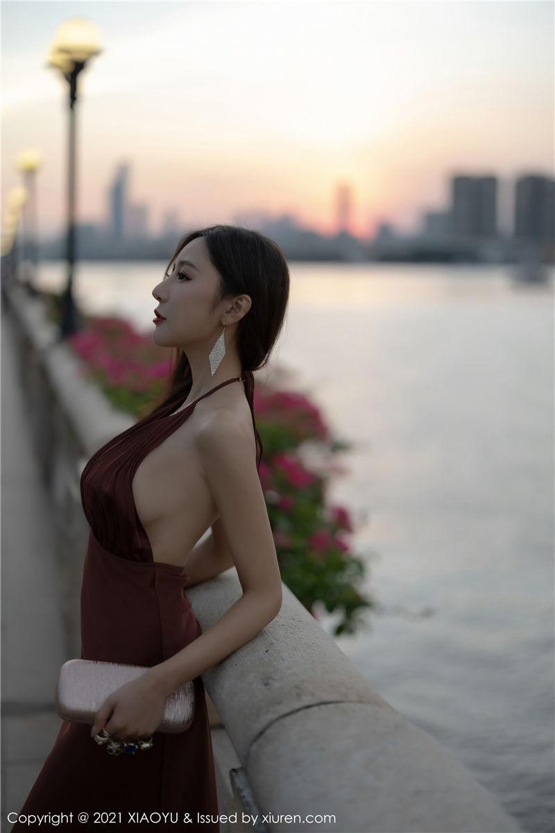 [XIAOYU]语画界 VOL.590 王馨瑶yanni