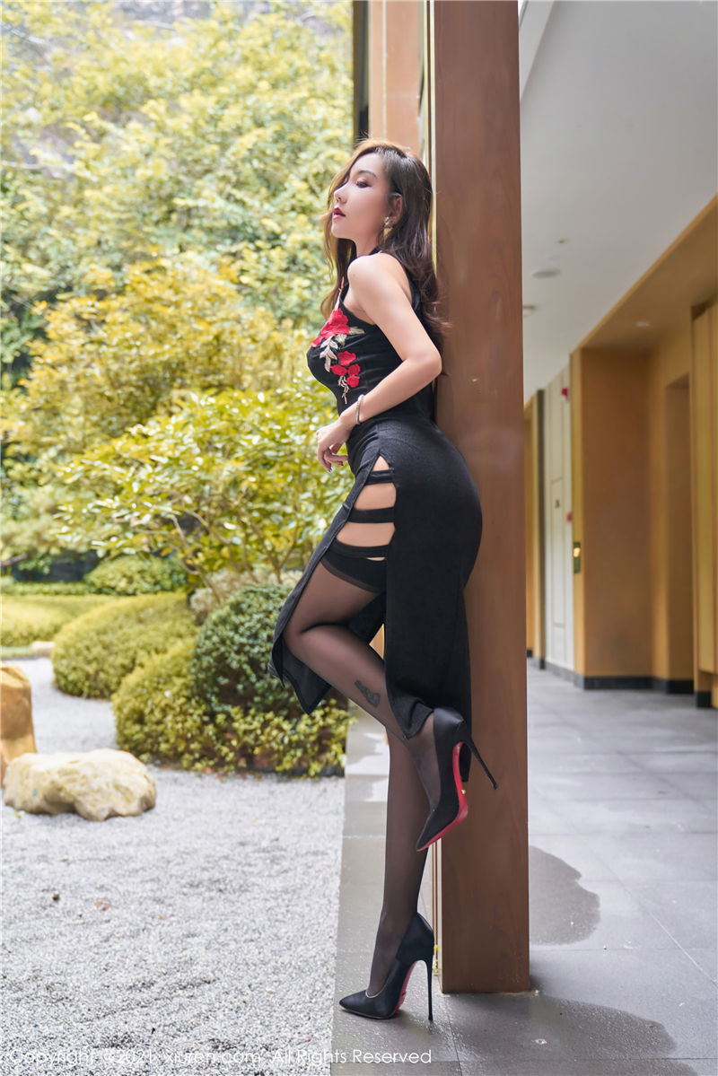 [XIUREN]秀人网 No.3908 艾静香