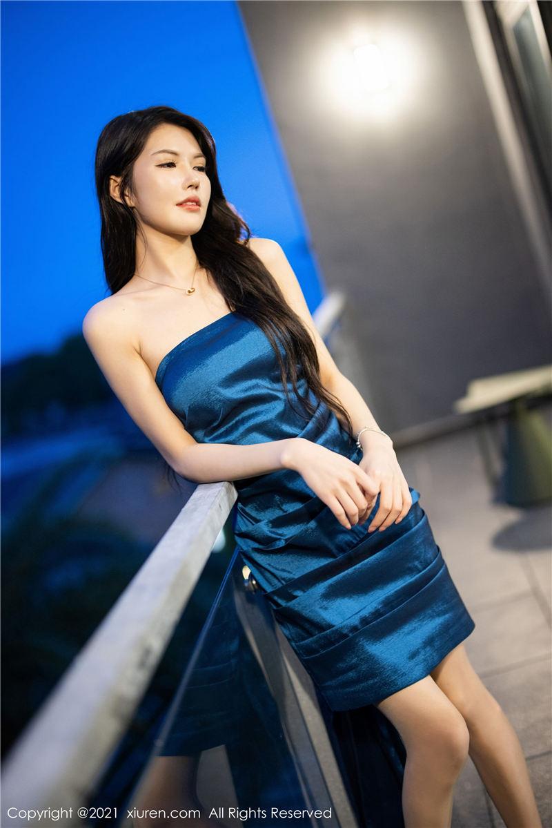 [XIUREN]秀人网 No.3851 媛媛酱belle