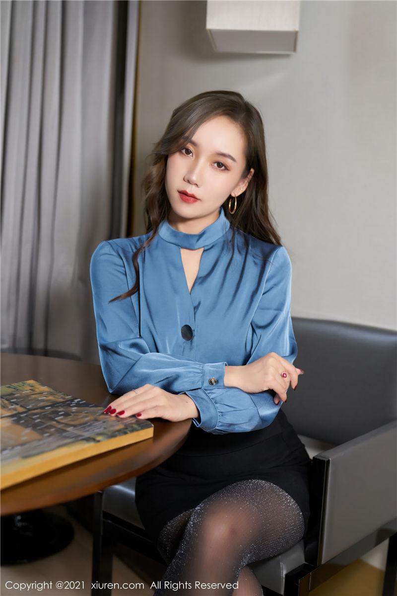 [XIUREN]秀人网 No.3957 艾静香