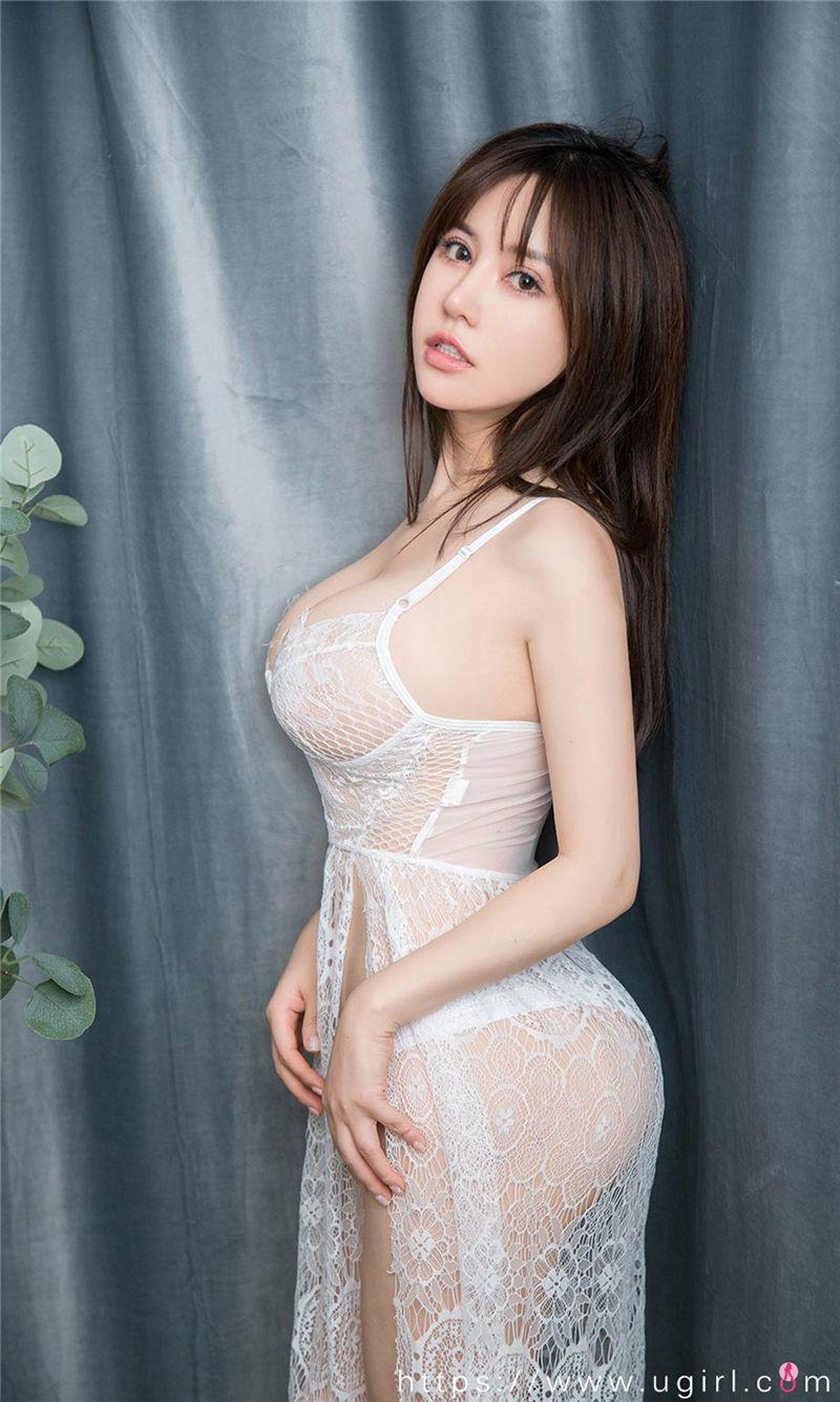 [UGirlsAPP]爱尤物 No.2174 夏希子 浅纱浪漫