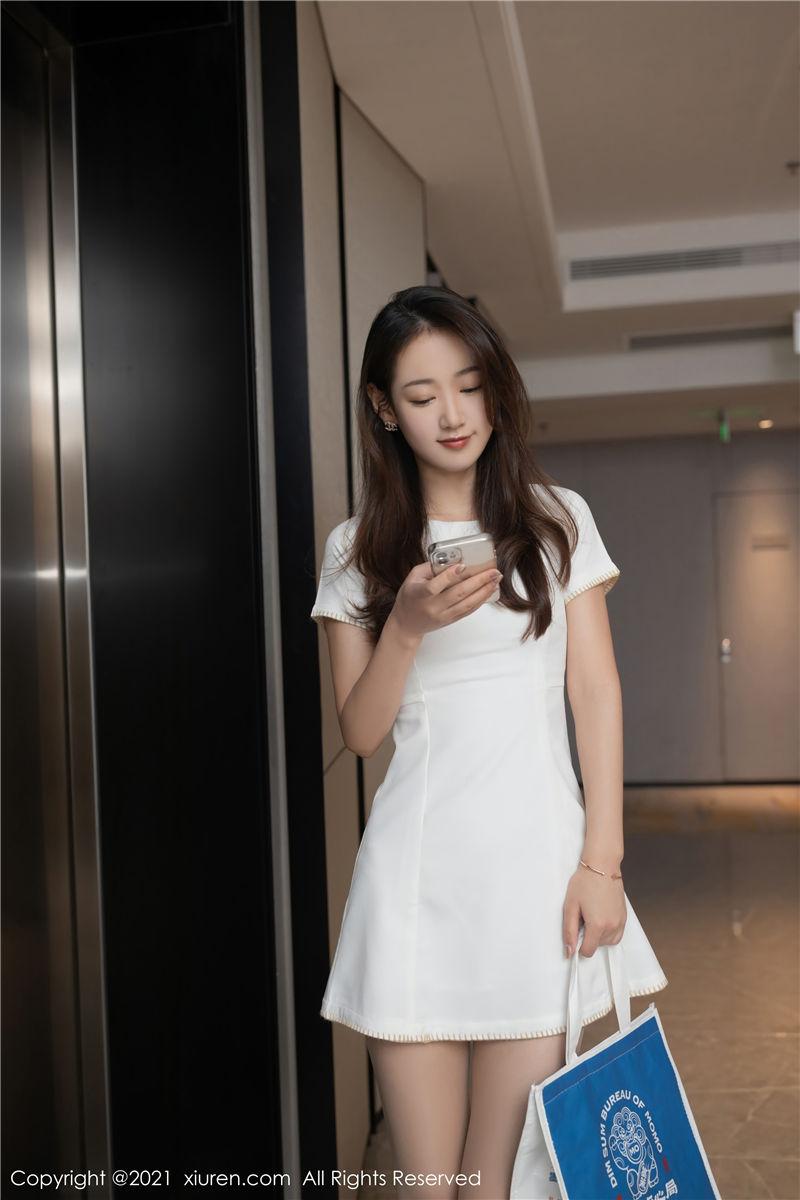 [XIUREN]秀人网 No.3895 唐安琪