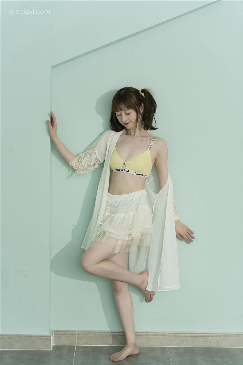 [YALAYI]雅拉伊 Y845 京京 花漾裙裙