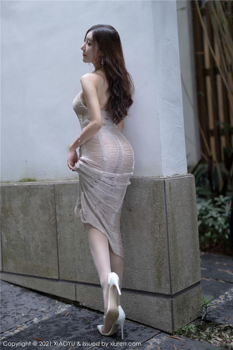 [XIAOYU]语画界 VOL.617 王馨瑶yanni
